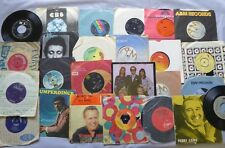 25 x Vintage Collections 45 Rpm Play Records  45s