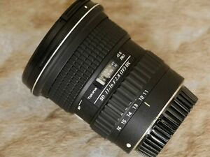 Tokina AT-X PRO 11-16mm f/2.8 DX Lens for Canon EF-S Mount