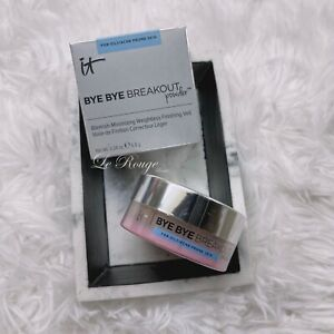 IT Cosmetics translucent Bye Bye Breakout Loose Powder Finishing Veil Full size