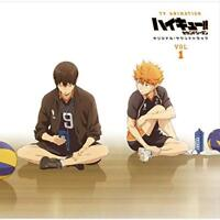 OST-HAIKYU!! SECOND SEASON O.S.T. 1-JAPAN CD