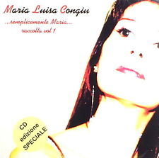 Maria Luisa Congiu - ...Semplicemente Maria (Vol.1)... ( CD - Compilation )