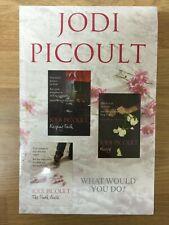 Jodi Picoult Set: The Tenth Circle, Keeping Faith & Mercy **NEW & SEALED**