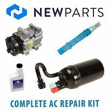 For Ford Ranger 1994 3.0L 4.0L NEW AC A/C Repair Kit W/ OEM Compressor & Clutch