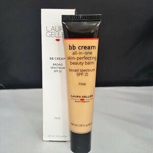 Laura Geller BB Cream All-In-One Skin Perfecting Beauty Balm FAIR SPF 21