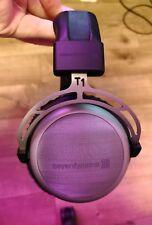 Beyerdynamic T1 Headphones 2nd generation removable cord  (Sliver)