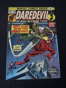 Daredevil #116, VF- Black Widow, Owl; Marvel Value Stamp Bronze Age Marvel