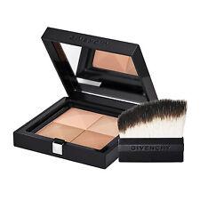 Givenchy Prisme Visage Silky Face Powder Quartet 11g Makeup Color 5 Soie Abricot