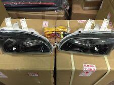 DENJI CIVIC 92-95  PROJECTOR HEADLIGHTS  (DJ-HD767CB) Ready To Ship