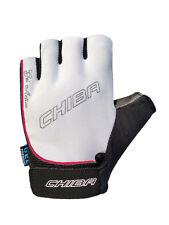 "CHIBA Damen Premium Fitness-Handschuh ""Lady GEL"" weiß / XS / S / M / L"
