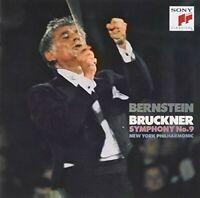 Leonard Bernstein - Bruckner: Symphony No. 9 [New CD] Japan - Import