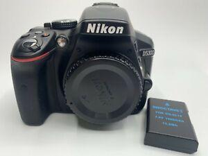 "192Shot NIKON D5300 ""Mint""  Digital SLR Camera - FROM JAPAN"