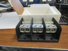 2 - ILSCO PDB-212-500-3 POWER DISTRIBUTION BLOCK (NIB)