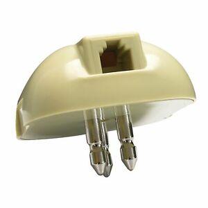 Spina Telefonica tripolare adattatore presa a muro plug RJ11 per telefono fisso