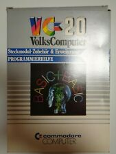 COMMODORE VC-20 / VIC-20 --> PROGRAMMER´S AID CARTRIDGE (VIC-1212)