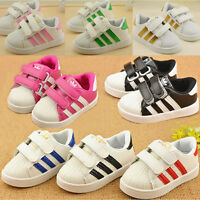 Baby Kids Boys Child Sports Running Trainers Shoes Kid Casual School Shoes 1-8Y