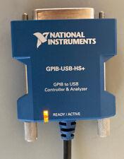 National Instruments NI GPIB-USB-HS+