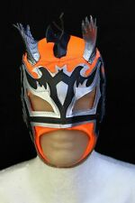 Kalisto-Lucha Dragons-Childs Taille Wrestling Mask Kids Fancy Dress libre