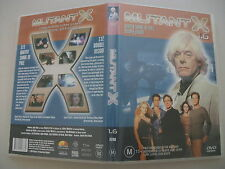 Mutant X : Vol 1 : Part 6 (DVD, 2002) Region 4 Sci-Fi DVD Rated M Used in VGC