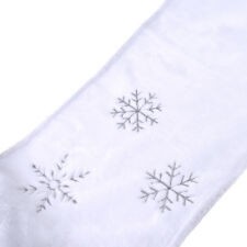 1 Velvet Embroidered Embellished Snowflake Table Runner 14 x 34 ~ Emerald NEW