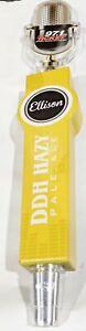 """Ellison DDH Hazy Pale Ale 97.1 Detroit Beer Tap Handle 13"""" - New"""