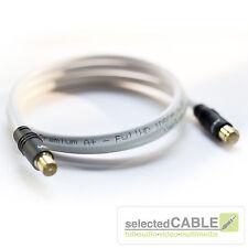 HDTV Antennenkabel 6m 5-fach geschirmt 135dB CLASS A+ DVB-C + HI-ANCM02
