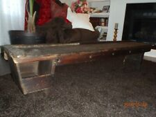 1820's-1850's Sailmakers Bench. Sailors workbench