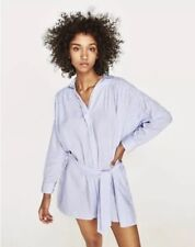 ZARA SHIRT DRESS Size M