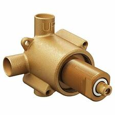 Moen 3362 Transfer Valve with 1/2-Inch CC Sweat Connection, Brass