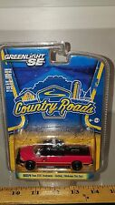 1/64 GREENLIGHT COUNTRY ROADS 2014 DODGE RAM 1500 GUTHRIE OKLAHOMA FIRE DEPT B11