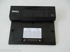 Dell PRO3X E-Port Replicator Docking Station USB RJ45  DVI VGA eSATA T308D PW380