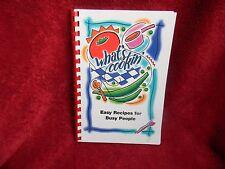 DELTA KAPPA GAMMA SOCIETY, ALPHA THETA, Easy Recipes, Community Cook Book 2004