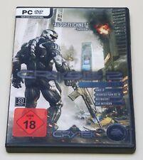 CRYSIS 2 - LIMITED EDITION - PC DVD MIT HANDBUCH
