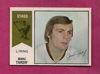 RARE 1974-75 OPC WHA #  43 STAGS MARC TARDIF NRMT-MT CARD (INV# A1414)