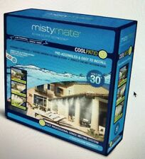 MistyMate Cool Patio 10 Ft Misting System NEW