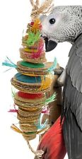 41343 Large Venus Bonka Bird Toys Cage Toy Cages Foraging Chew Shredder Parrot