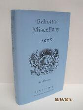 Schott's Miscellany: An Almanac by Ben Schott