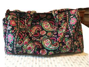 Vera Bradley Extra Large Duffle Bag NWOT