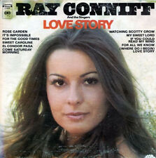 Ray Conniff & the Singers - Love Story - Quadraphonic LP
