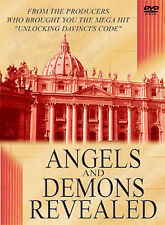 Angels And Demons Revealed (DVD, 2005) Illuminati Vatican