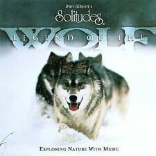 Legend of the Wolf by Dan Gibson (CD, Apr-1997, Solitudes)