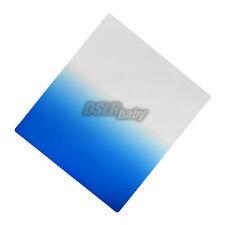 Square Gradual Blue Plexiglas Color Conversation Lens Filter for Cokin P Holder1