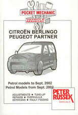 Citroen Berlingo / Peugeot Partner Petrol 96-04 w/shop