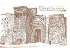 PERUGIA  MEDIOEVALIS  -  Porta Etrusca  -  Editore  Stab. G.Tilli Perugia