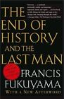 The End of History and the Last Man by Francis Fukuyama paperback
