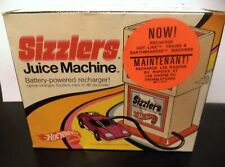 Vintage 1969 Hot Wheels HW SIZZLERS JUICE MACHINE  *Sealed Box*