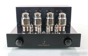 PrimaLuna DiaLogue Two Stereo Integrated Tube Amplifier; Remote