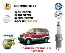 Inspektionskit für Daihatsu Terios J100