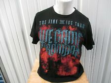 Vintage We Came As Romans Fire And Ice Tour 2012 W/ Dates Large T-Shirt Metalcor