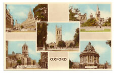 Oxford Multiview - Photochrom Co Ltd - Not Posted