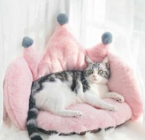 New Soft Pet Dog Cat Sofa Bed House Mat Coushion Against the wall Sofa Small